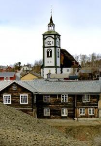 Røros research Fjell-Ljom